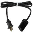 West Bend Stir Crazy Popcorn Popper Replacement Cord 6 feet