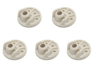 KitchenAid Mixer Rubber Foot, Rubber Feet 5 PACK 4161530