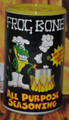 "Frog Bone ""All Purpose Low Salt Seasoning"""
