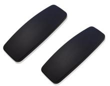 Think Chair Black Arm Caps Pair Post 10/2005
