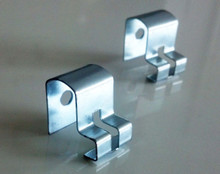 File Bracket Clips for Hanging Files in Wooden Cabinets, Metal (Pair)