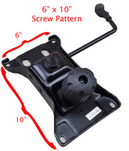 Heavy Duty Universal Chair Tilt Control