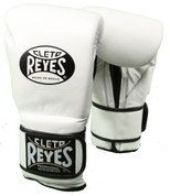 Cleto Reyes Hook & Loop Training Gloves - Velcro - White