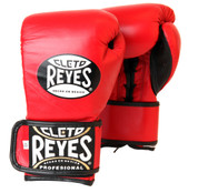 Cleto Reyes Fit Cuff Training Glove - Red