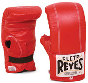 Cleto Reyes Bag Glove with Elastic Cuff - Red