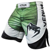 Venum Amazonia 3.0 MMA Fight Shorts - Green