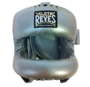Cleto Reyes Redesigned Headgear Facesaver w/ Nylon Bar - Silver
