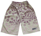 Front view Size 4 Drill shorts 20cm x 39cm