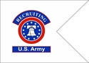 army recruiting guidon