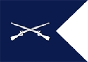 infantry guidon
