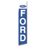 Ford Dealership Feather Flag