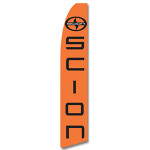 SCION Dealership Feather Flag