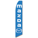 Mazda Dealership Feather Flag