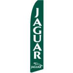 Jaguar dealership feather flag