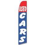 Used Cars - Red/White/Blue - Feather Flag
