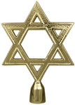 Metal Star of David