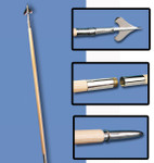 Guidon Pole Set