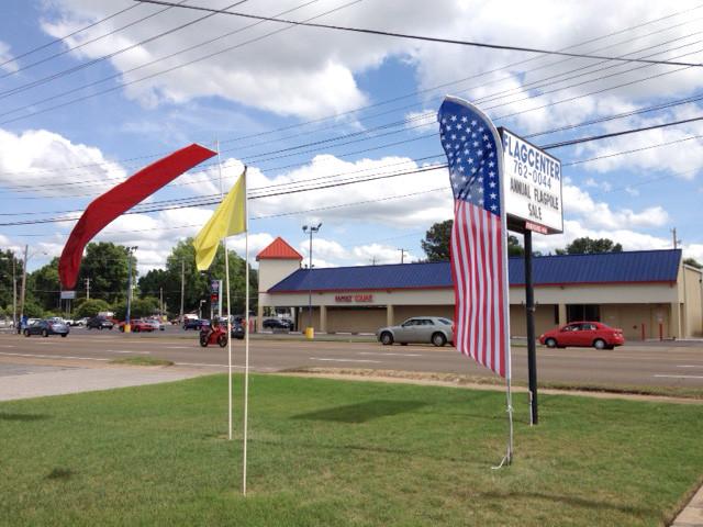 American Flag Feather Flag NSF-1001