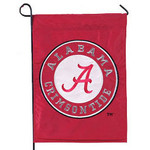 University of Alabama Appliqued Garden Flag
