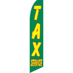 Tax Services Feather Flag