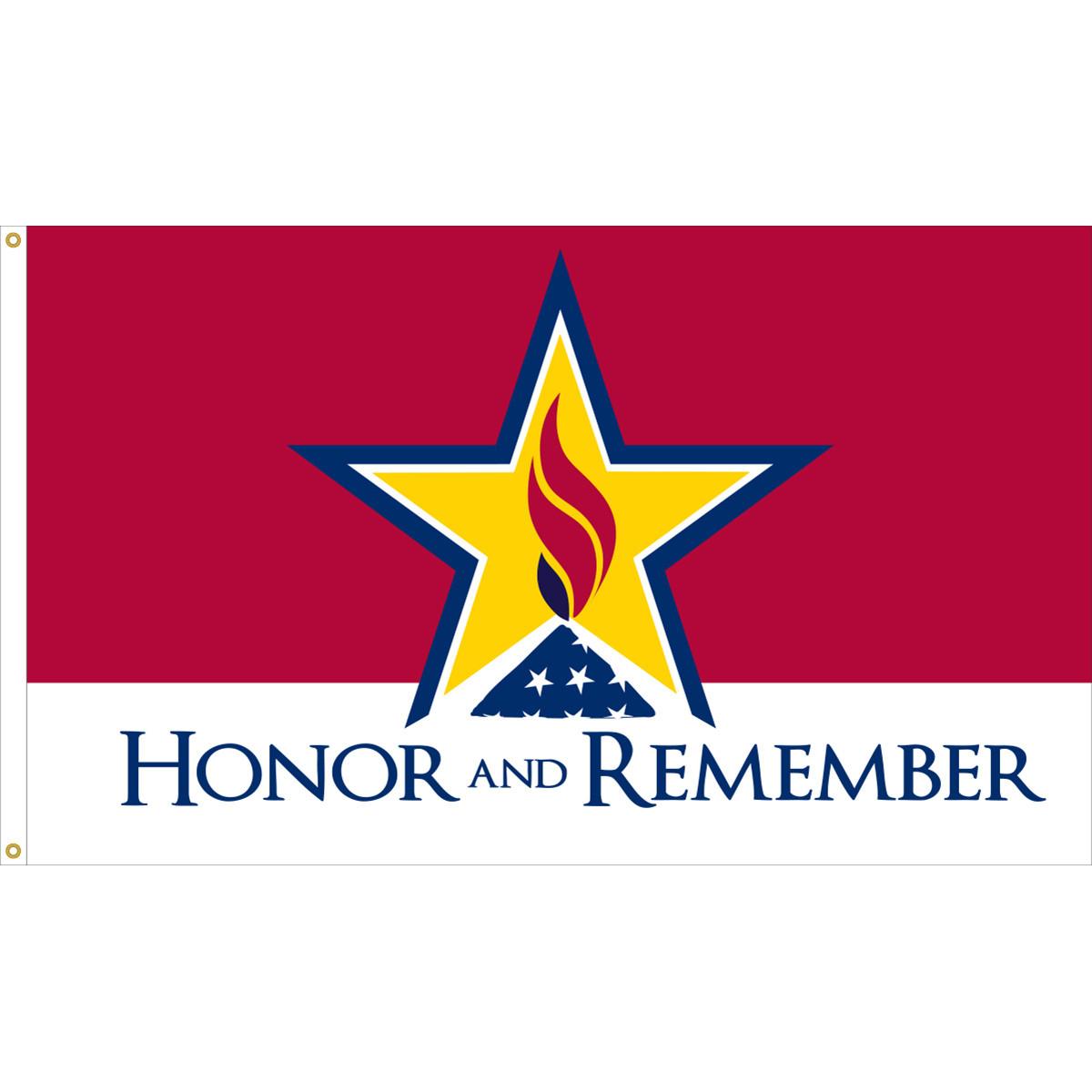 Honor & Remember Flag