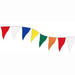 Multicolor String Pennant