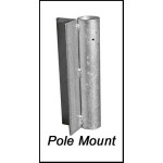 Clamp On Pole Mount