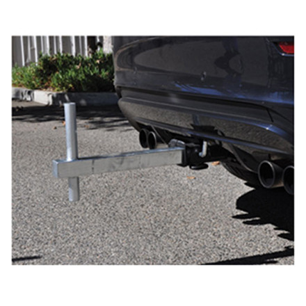 Feather Flagpole Tow Hitch Mount for Feather Flag