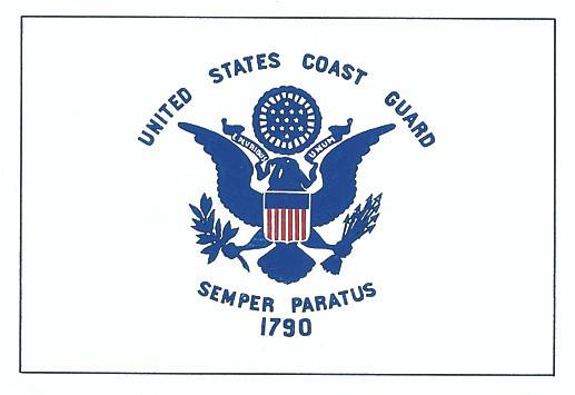 Coast Guard Flag