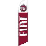 Fiat Dealership Feather Flag