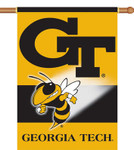 Georgia Tech Printed House Banner