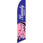 Beauty Salon  - Feather Flag
