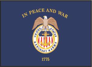 Merchant Marine Flag