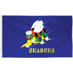 Seebees Flag