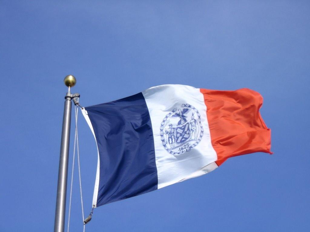 City of New York Flag
