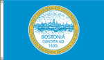 City of Boston flag