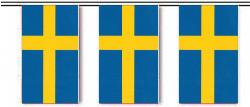 Sweden String Pennant