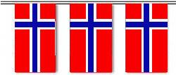 Norway String Pennant