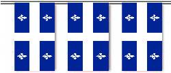 Quebec String Pennant