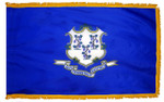 Connecticut Fringed Flag