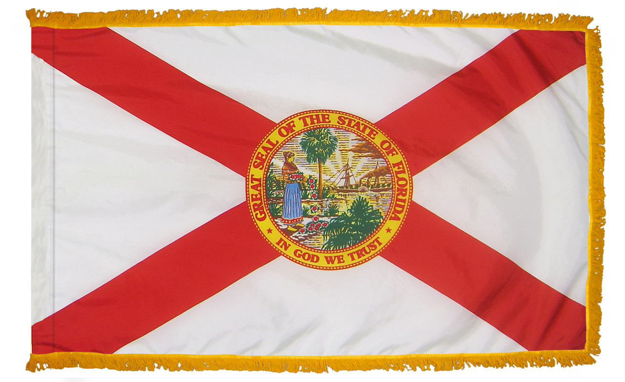 Florida Fringed Flag