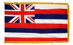 Hawaii Fringed Flag