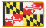 Maryland Fringed Flag