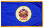 Minnesota Fringed Flag