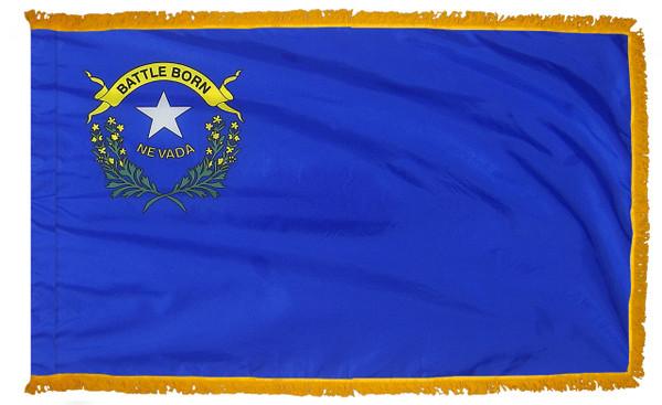 Nevada Fringed Flag