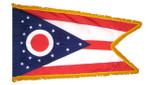 Ohio Fringed Flag