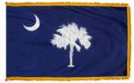 South Carolina Fringed Flag