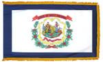 West Virginia Fringed Flag