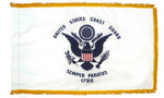 US Coast Guard Fringed Flag