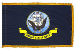 US Navy Fringed Flag